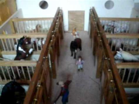 selbstgebauter schleich stall amselhof unser selbstgebauter schleich pferdestall