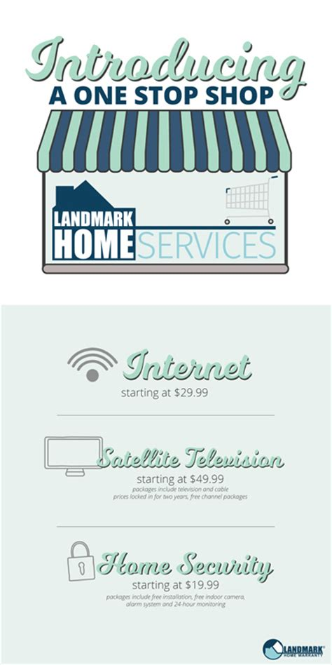 introducing landmark home services a one stop shop for