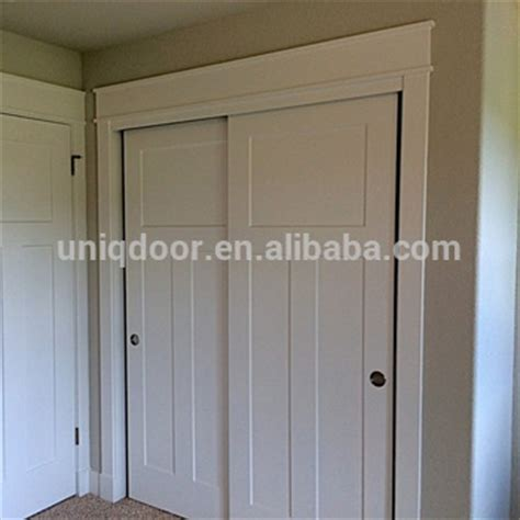 Bypass Sliding Closet Doors by Craftsman Bypass Sliding Wardrobe And Closet Barn Door Buy Door Bypass Sliding