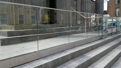 banister glass glass balustrade decoration designs guide