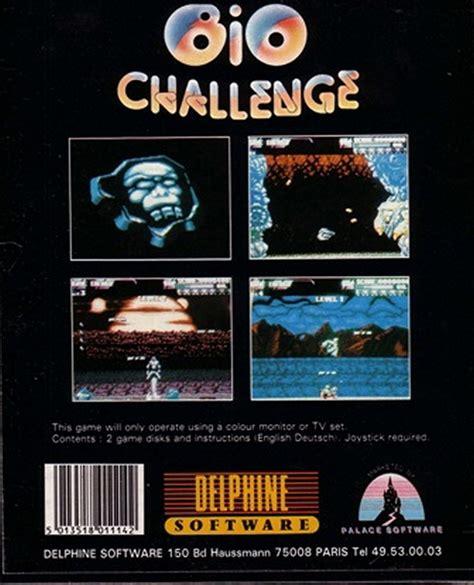 bio challenge atari st bio challenge scans dump