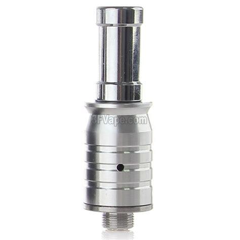 Drip Tip 510 Silver Perak 1 rda mini 510 coil rebuildable atomizer with drip tip silver aluminum 1 0ml 2 4 ohm