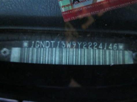 Blazer 1150 Watt purchase used 2000 chevrolet blazer suv 4 door 4 3l 4x4 4
