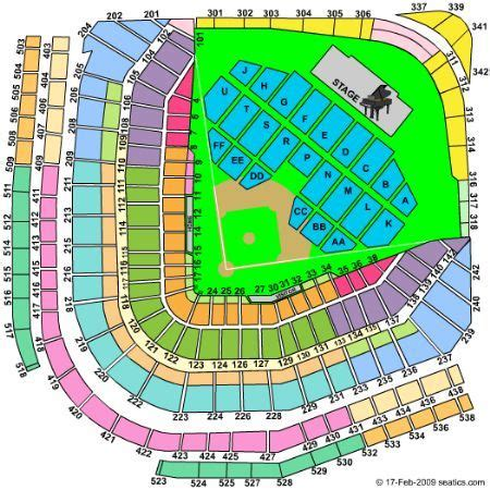 wrigley field seating wrigley field concert seating chart billy joel