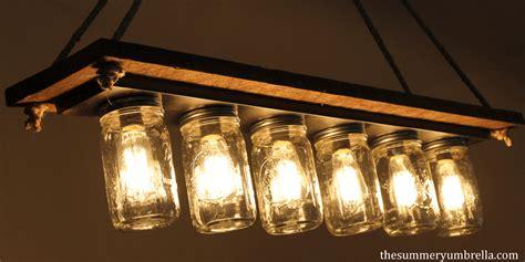 canning jar lights chandelier canning jar light fixture trendy image of mason jar
