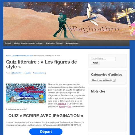 figure quiz awesome quizz figure de style pictures joshkrajcik us