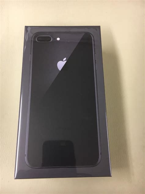 Iphone 8 Plus 64gb Grey Garansi Internasional iphone 8 plus 64gb space grey brand new sealed unlocked in chester le county durham