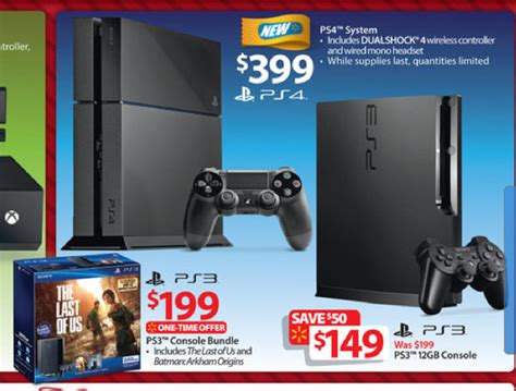 ps4 black friday sale ps4 xbox one black friday 2013 deals latest shoppers
