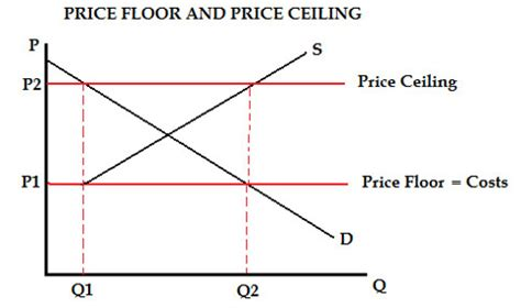price floors and ceilings honors government ap