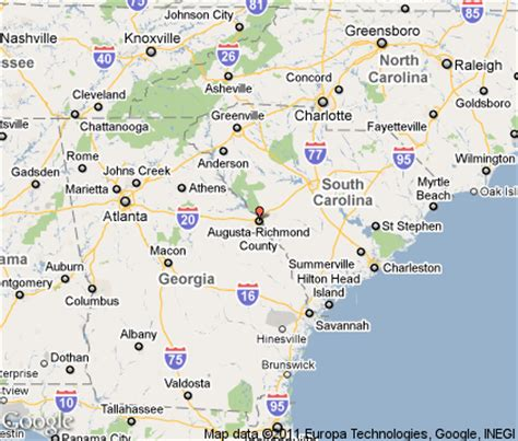 augusta vacation rentals hotels weather map and attractions