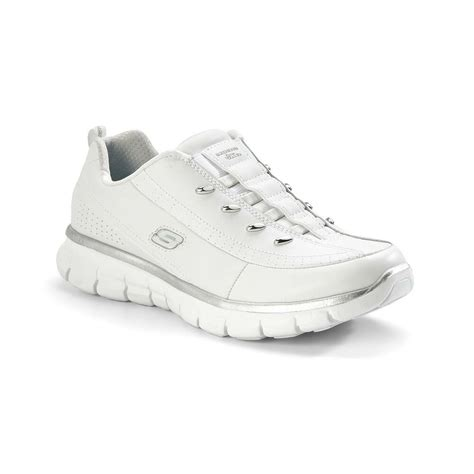 skechers womens shoes synergy elite class  wide