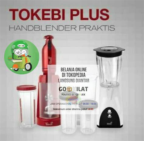 Juicer Tokebi jual tokebi plus blender berkualitas garansi resmi