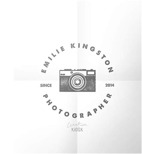 Photography Logo Template photography logos 35 free psd ai vector eps format