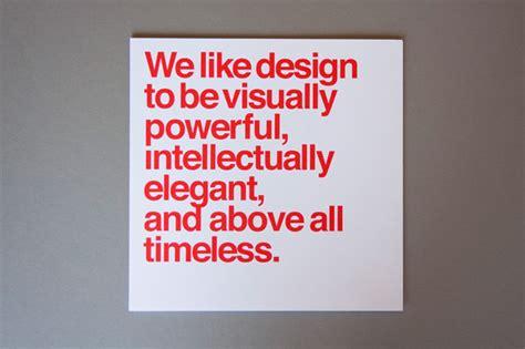 designspiration quotes massimo helvetica vignelli design and visually