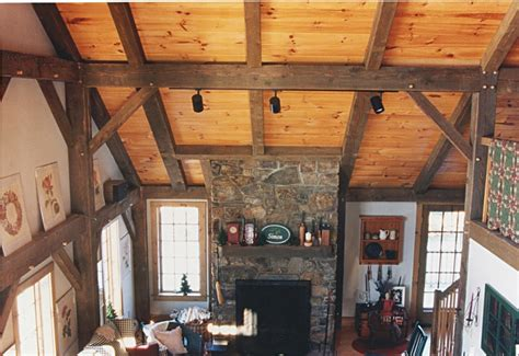 Pole Barn Home Designs Ideas Timber Frame Craftmanship Timber Frame Roof Structures