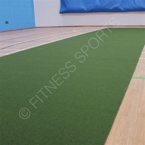 Indoor Cricket Mats tufted pvc backed indoor cricket artificial matting fitness sports equipment ltd