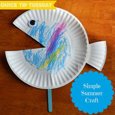 easy summer craft ideas for simple summer craft savvy crafts