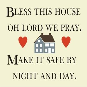 bless this house o lord we pray sheet music bless this house oh lord we pray 10 x 10 quot stencil set