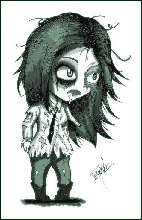 imagenes de zombies originales mis dibujos arte taringa