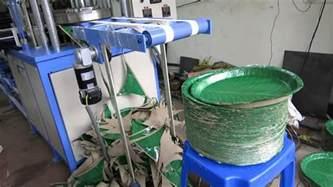 Paper Plate Machine Manufacturers - fully automatic paper plate machine