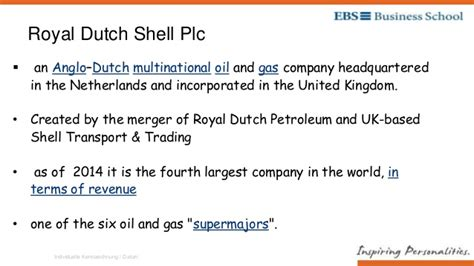 royal dutch shell plc risk management royal dutch shell plc