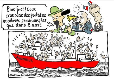aquarius bateau macron aquarius 630 migrants dans un bateau en mediterranee