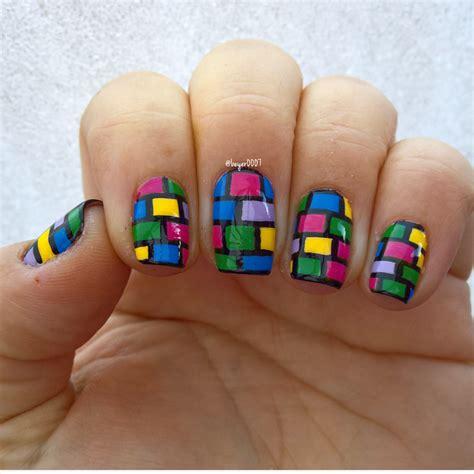 wall nails beyer0007 colourful brick wall nails
