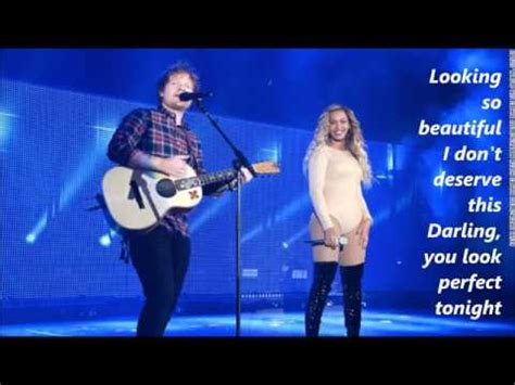 ed sheeran perfect duet lirik ed sheeran perfect x factor 11 2017 videomoviles com