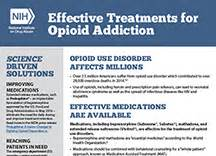 How To Home Detox From Opioids by Effective Treatments For Opioid Addiction National