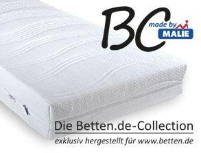 Matratze Zu Hoch Für Bett by Kaltschaummatratze Malie Bestseller Shop F 252 R M 246 Bel