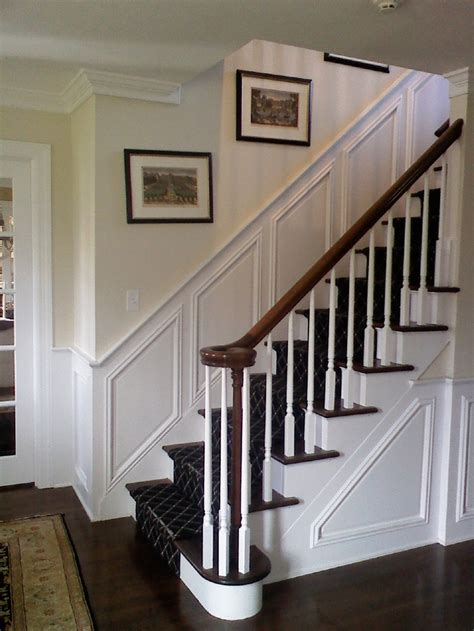 Wainscoting Up Stairs by 19 Best Images About Raised Panel On