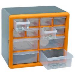 Organizers 12 Drawer Storage Organizer