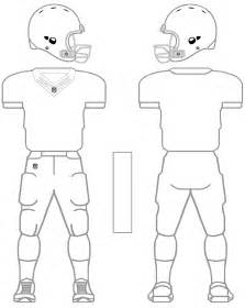 Football Cutout Template by 8 Best Images Of Football Player Cut Out Printable