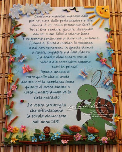 lettere di ringraziamento alle maestre dolci creazioni in pasta di mais tempo di regali alle