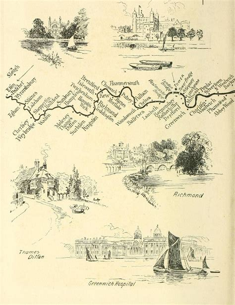 river thames illustrated map 312 best river thames images on pinterest river thames