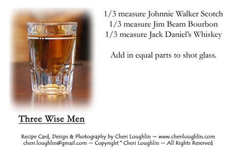 johnnie walker s three wise men intoxicology pinterest