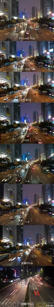huawei honor    iphone   htc   samsung galaxy  night photo comparison