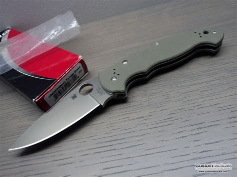 spyderco tactical spyderco knives knife reviews