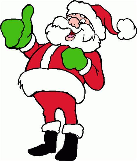 black santa up santa thumbs up clipart clipart santa thumbs up clipart