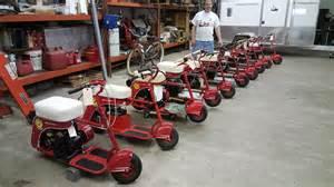 doodlebug scooter restoration gallery doodle bug scooters