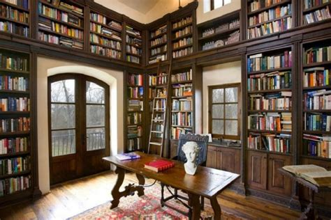 La Défense Magasins 5487 by Tuscan Inspired Home With Two Story Library Hgtv