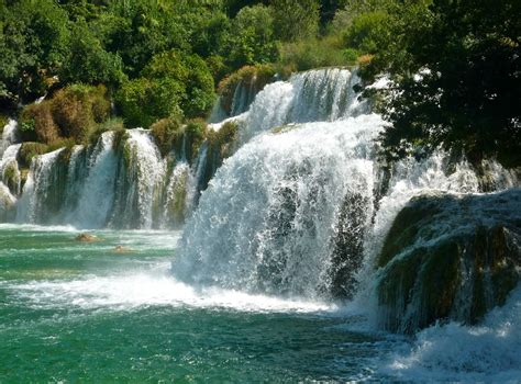 most beautiful waterfalls croatia is home to some of the most beautiful waterfalls