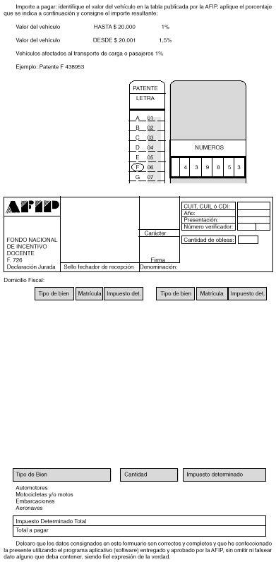 formulario para pago impuesto motocicletas formulario para pago impuesto motocicletas