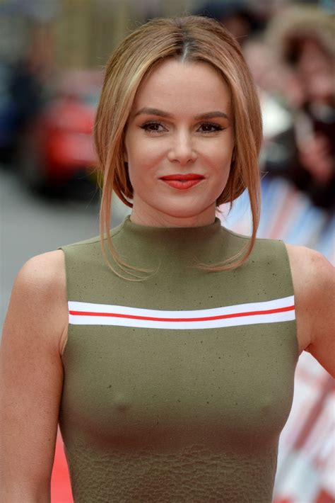 Mam Niple Uk X amanda holden at britain s got talent auditions in