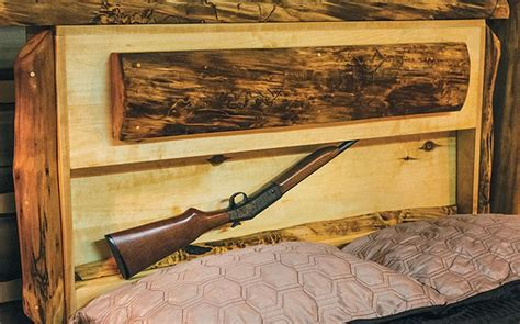 headboard gun safe best gun concealing furniture to keep deadly weapons secure