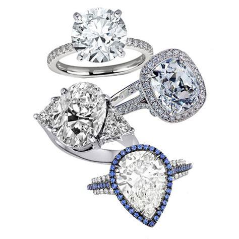 wearing large rings wedding promise
