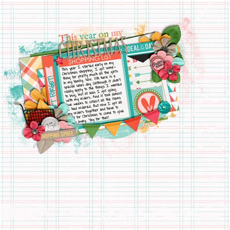 Bringing Digital Scrapbooking To Scrapbook Retail Stores The Mad Cropper 7 by Sweet Shoppe Designs Your Memories Sweeter