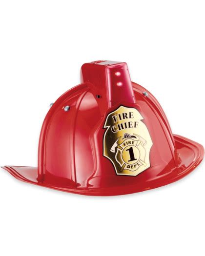 Firefighter Helmet Lights by Lights Sounds Firefighter Helmet