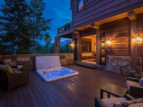 Chalet Ski And Patio 100 Wooden Deck Design Ideas Photos Of Designs Shapes