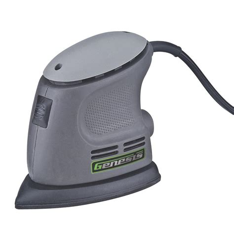 genesis corner palm sander gps080 the home depot